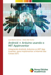 Android + Arduino usando o MIT AppInventor