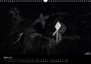 Danbo - Schwarz-Weiß Fotografie mit Charakter