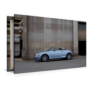 Premium Textil-Leinwand 120 cm x 80 cm quer TT 8N Roadster