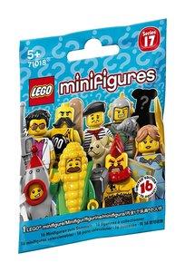 LEGO Minifigures 71018 - Serie 17, sortiert 1 Stück