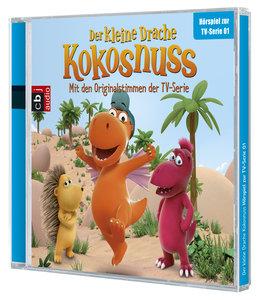 Der Kleine Drache Kokosnuss - Hörspiel zur TV-Serie 01