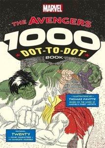 Marvel\'s Avengers 1000 Dot-to-Dot Book