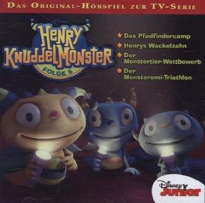 Henry Knuddelmonster-Folge 5