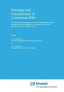 Petrology and Geochemistry of Continental Rifts