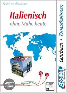 Assimil. Italienisch ohne Mühe heute. Multimedia-PC. Lehrbuch un