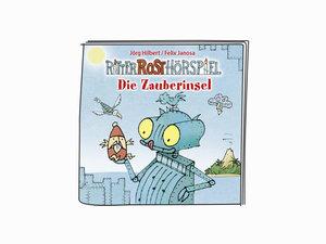 01-0027 Tonie-Ritter Rost - Die Zauberinsel
