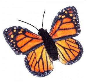 Hermann Teddy 93533 - Monarchfalter, Schmetterling 15 cm