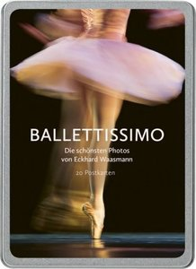 Ballettissimo. 20 Postkarten