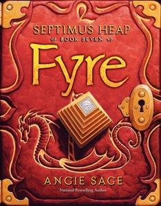Septimus Heap 07. Fyre