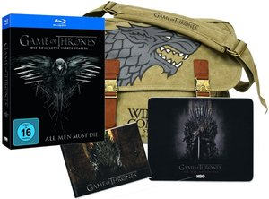 Game Of Thrones - Staffel 4 / Limited Edition