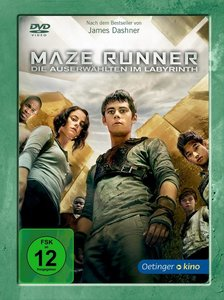 Maze Runner. Die Auserw¿ten im Labyrinth DVD