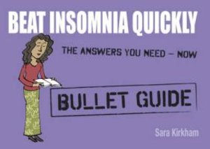 Beat Insomnia Quickly
