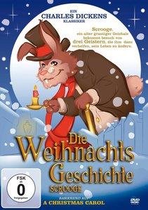 Scrooge-A Christmas Carol (Zeichentrick)