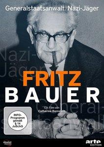 Fritz Bauer - Generalstaatsanwalt. Nazi-Jäger, 1 DVD