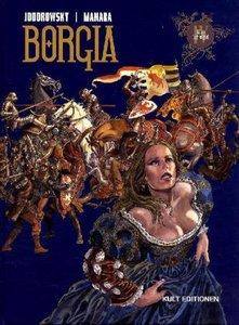 Borgia 4: Alles ist eitel