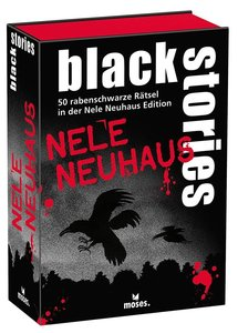 black stories Nele Neuhaus Edition (Spiel)