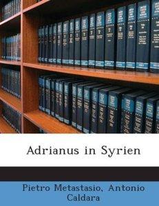 Adrianus in Syrien
