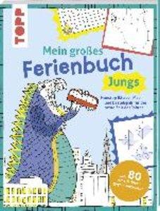 Mein großes Ferienbuch für Jungs