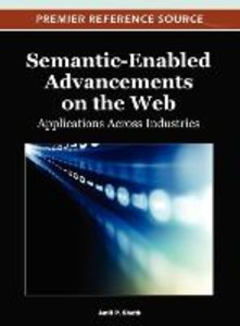 Semantic-Enabled Advancements on the Web: Applications Across In