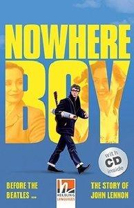 Nowhere Boy, mit 2 Audio-CDs. Level 5 (B1)