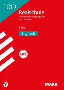 Realschule 2019 - Bayern - Englisch mit MP3-CD