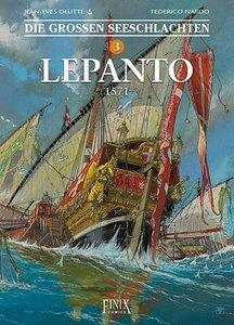 Die Großen Seeschlachten - Lepanto 1571