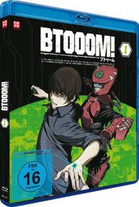 Btooom! - Blu-ray 1