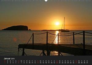 ORANGE - Farbe der Freude (Wandkalender 2019 DIN A2 quer)