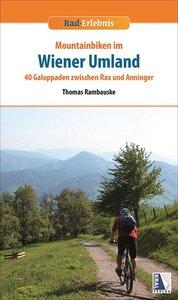 Rad-Erlebnis Mountainbiken im Wiener Umland, mit 56 Karte