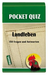 Pocket Quiz Landleben