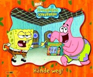 SpongeBob Schwammkopf .Hände weg. Band04