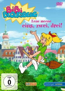 Bibi Blocksberg Eene meene eins, zwei, drei! (DVD)