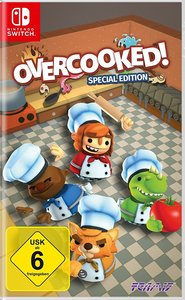Overcooked! Nintendo Switch