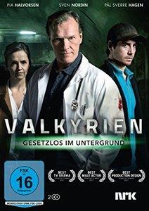 Valkyrien - Gesetzlos im Untergrund