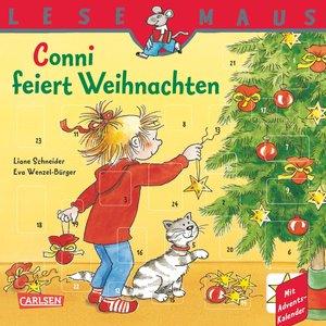 LESEMAUS, Band 58: Conni feiert Weihnachten
