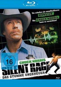 Silent Rage - Das stumme Ungeheuer, 1 Blu-ray
