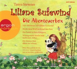 Liliane Susewind - Die Abenteuerbox