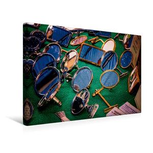 Premium Textil-Leinwand 45 cm x 30 cm quer Außenspiegel