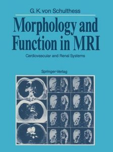 Morphology and Function in MRI