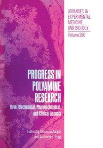 Progress in Polyamine Research