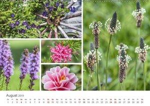 Ein Garten, der zum Verweilen einlädt (Wandkalender 2019 DIN A2