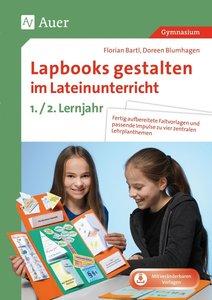 Lapbooks gestalten im Lateinunterricht 1.-2. Lernjahr