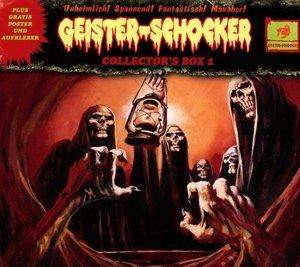 Geister-Schocker Collector\'s Box 2 (Folge 4-6)