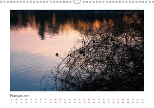 Unterwegs im Landsberger Wildpark (Wandkalender 2019 DIN A3 quer