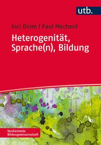 Heterogenität, Sprache(n), Bildung