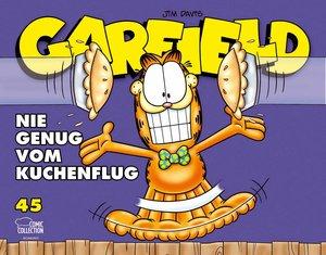 Garfield SC 45. Nie genug vom Kuchenflug