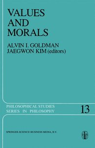 Values and Morals