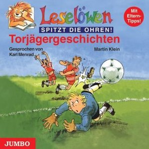Torjägergeschichten, 1 Audio-CD