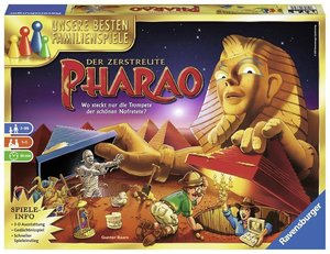Der zerstreute Pharao (Relaunch)