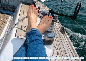 Segeln - Freiheit und Abenteuer
